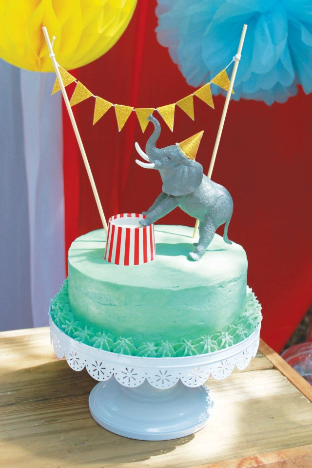 Carnival Birthday Cake Carnival Or Circus Themed Birthday Cake For Less Then 10 And More