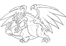Charizard Coloring Pages The Best Free Charizard Coloring Page Images Download From 612 Free