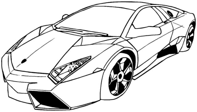 Coloring Pages Cars Coloring Page Coloring Page Car Pages Kn Printable For Kids