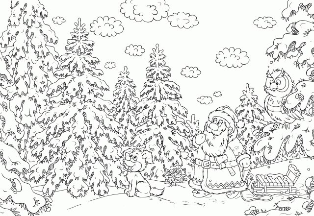 Coloring Pages For Adults Pdf Christmas Coloring Pages Adults Pdf With For Printable Coloring