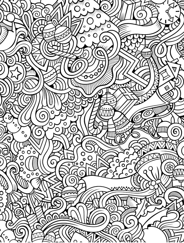 Coloring Pages For Adults Pdf Coloring Page 30 Printable Coloring Sheets For Adults