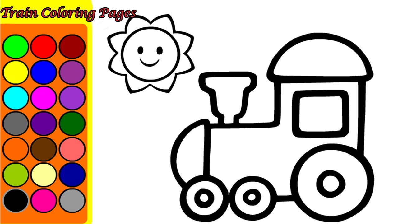 - Coloring Pages Games Train Coloring Pages Game Coloring Games Song