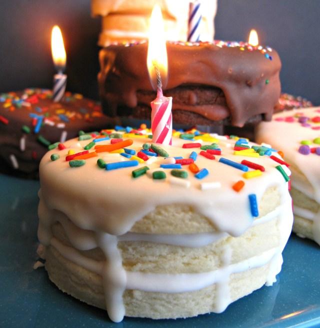 Cookie Birthday Cake Birthday Cake Surprise Cookies The Monday Box