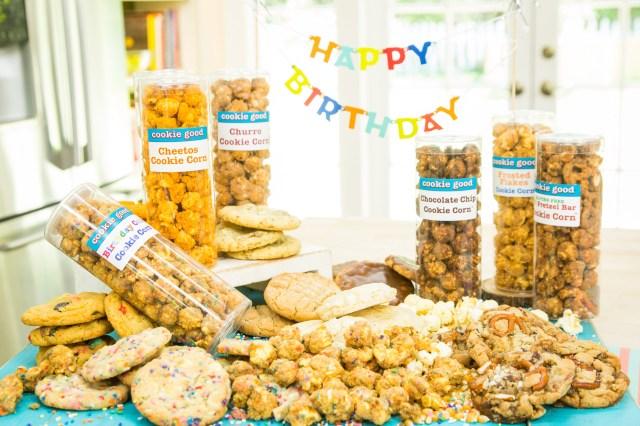 Cookie Birthday Cake Recipes Birthday Cake Cookie Corn Hallmark Channel