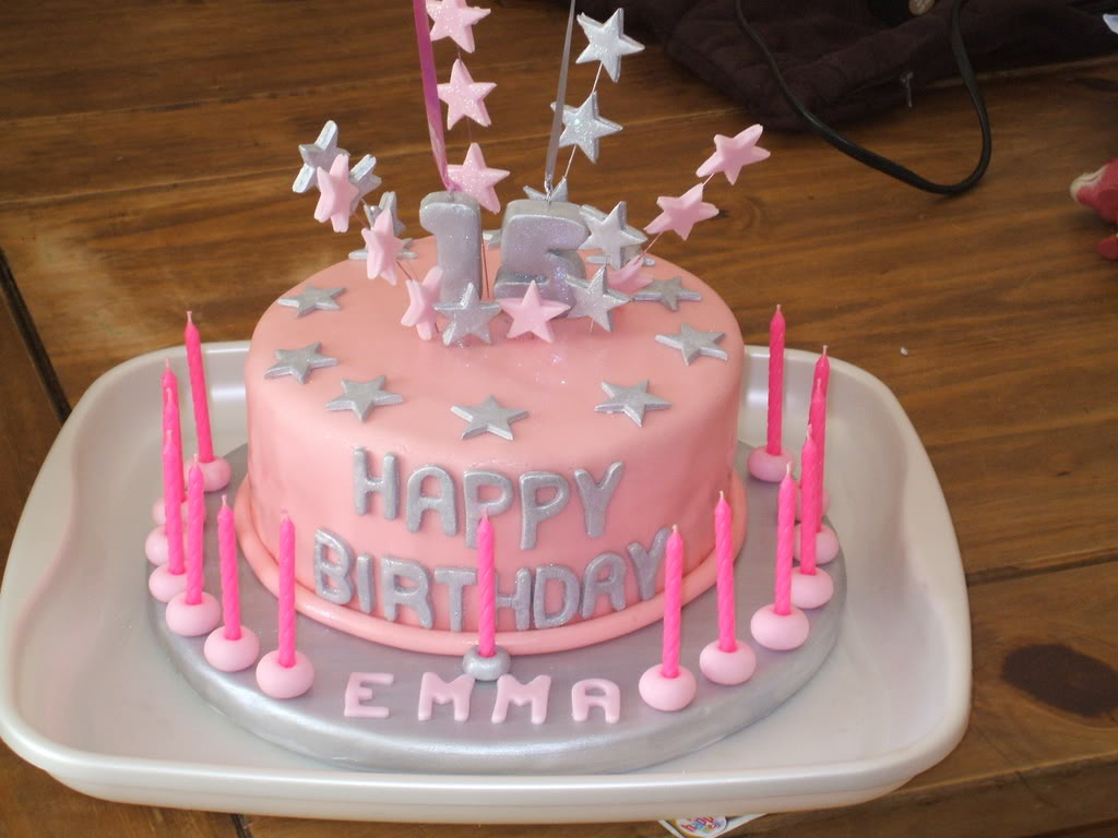 Admirable Cute Birthday Cakes For Girl Birthday Cake Image For Girls Cute Funny Birthday Cards Online Alyptdamsfinfo