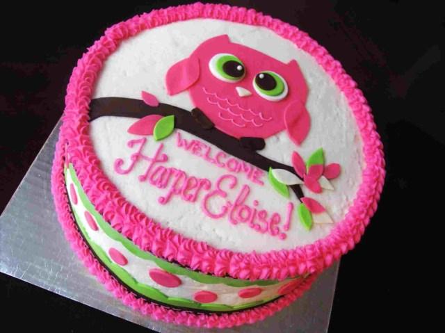 Awesome 32 Pretty Image Of Cute Birthday Cakes For Girl Birijus Com Personalised Birthday Cards Epsylily Jamesorg