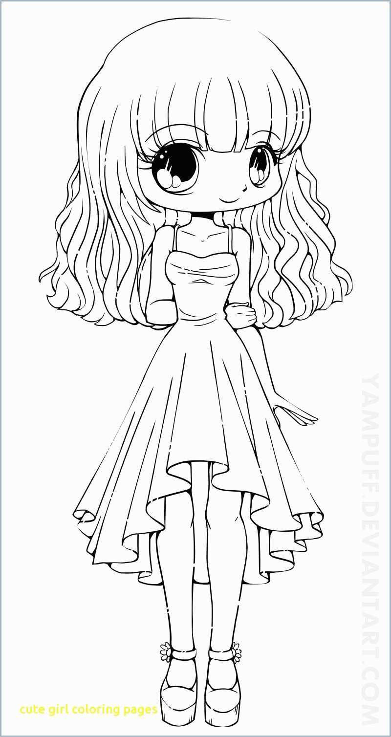 - Cute Girl Coloring Pages Anime Coloring Pages Girl Best New Coloring Pages  For Girls Cute - Birijus.com
