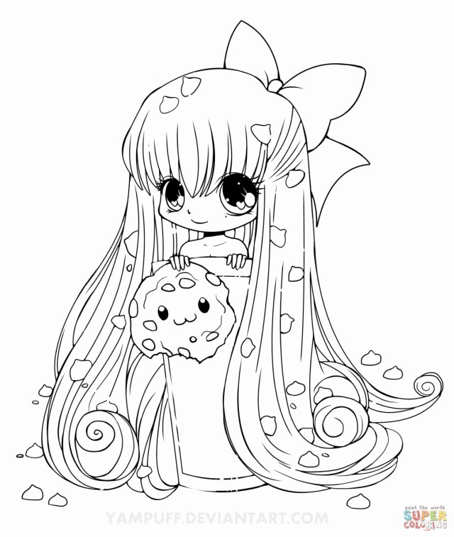 25 Marvelous Photo Of Cute Girl Coloring Pages Birijus Com