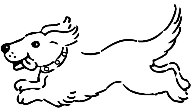 Dog Coloring Page Free Dogs Clipart Free Download Best Free Dogs Clipart On