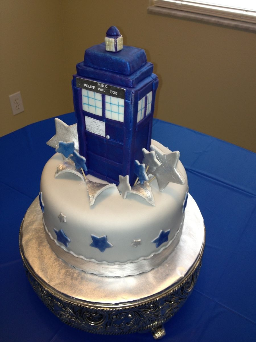 Fine Dr Who Birthday Cake Dr Who Tardis Cake Birthday Pinterest Cake Funny Birthday Cards Online Inifofree Goldxyz