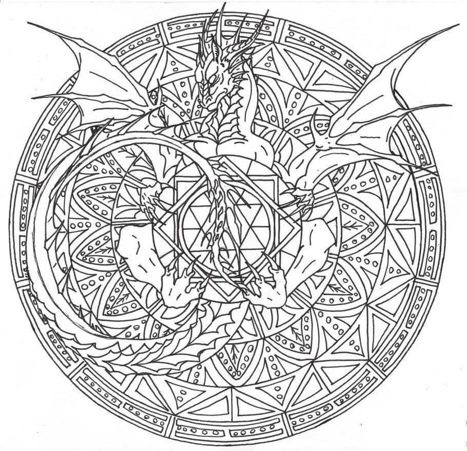 Downloads the latest Coloring Pages Dragons, Worksheets, Pictures ... | 879x910