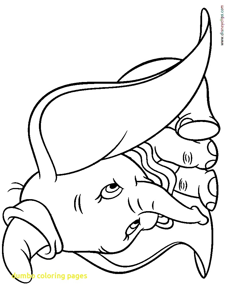 Dumbo Coloring Pages Dumbo Coloring Pages 71 With Dumbo Coloring Pages Thejourneyvisvi