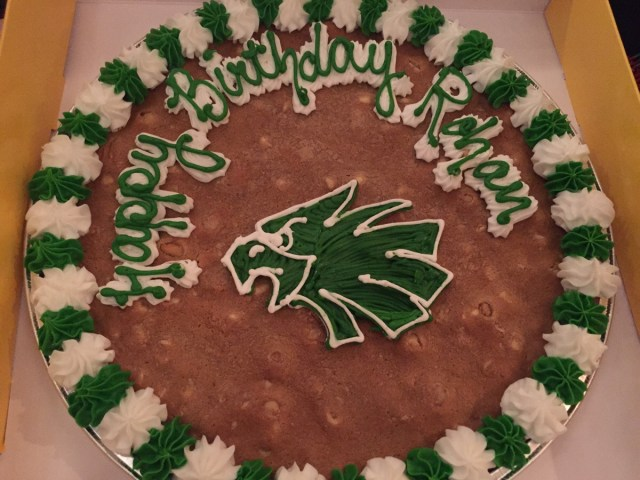 Eagles Birthday Cake The Best Birthday Cake I Have Ever Eaten Eagles