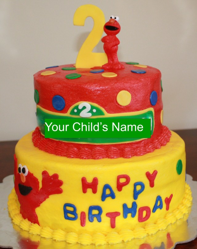 Elmo Birthday Cakes Elmo Birthday Cake Kids Hair Girl Scouts Etc Pinterest