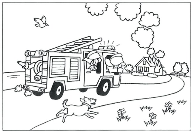 Firefighter Coloring Pages Exploit Fire Fighter Coloring Pages Fighting Sheets Monextelco