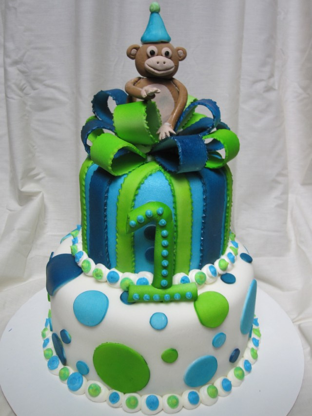 Phenomenal 25 Inspiration Image Of First Birthday Cake Boy Birijus Com Personalised Birthday Cards Veneteletsinfo