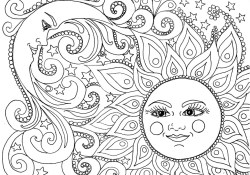 Free Coloring Pages For Adults To Print Free Adult Coloring Pages Happiness Is Homemade