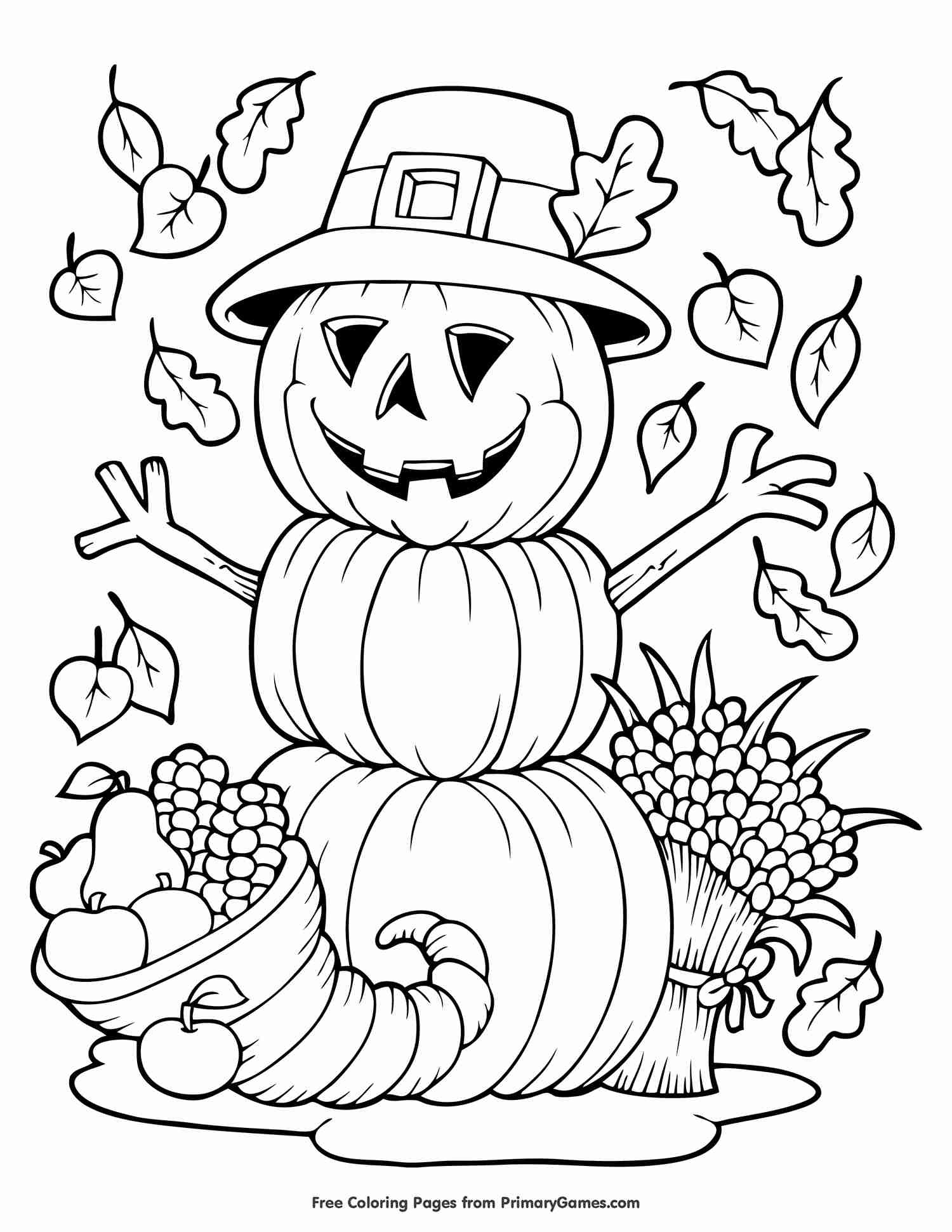 - Free Fall Coloring Pages Free Autumn And Fall Coloring Pages For