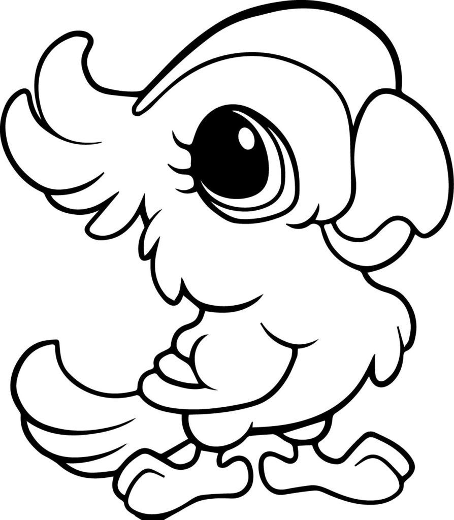 Free Printable Animal Coloring Pages Cute Printable Coloring Pages