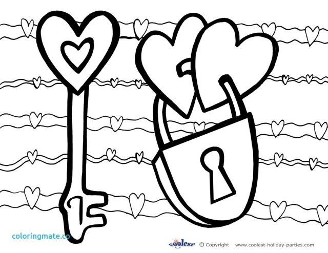 25 Exclusive Picture Of Free Valentines Day Coloring Pages