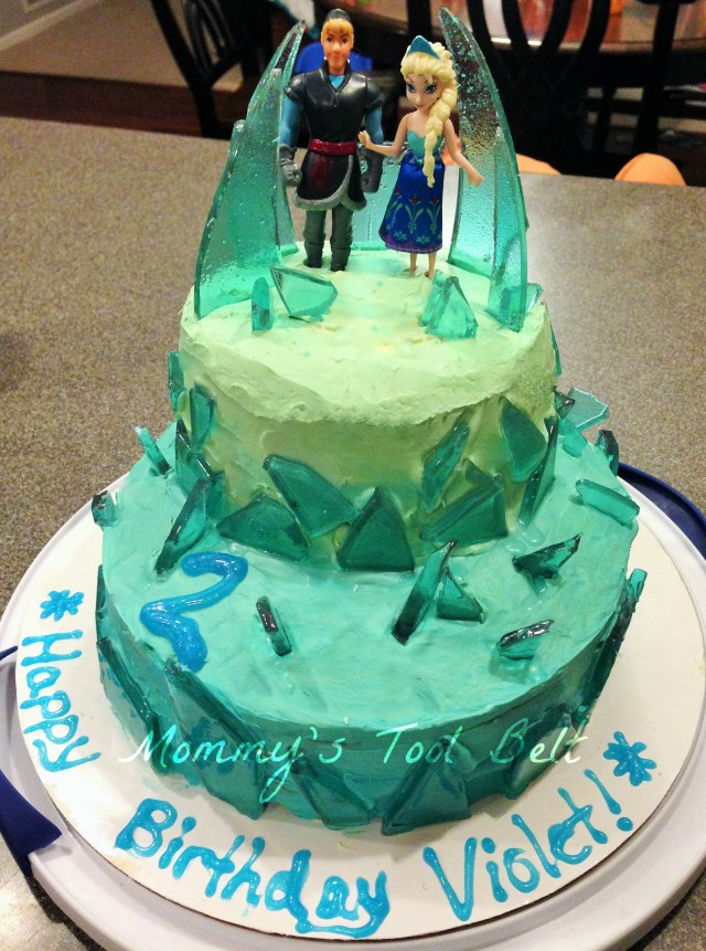 Frozen Birthday Cake Ideas A Must Have For All Little Girls A Frozen Birthday Cake Mommys