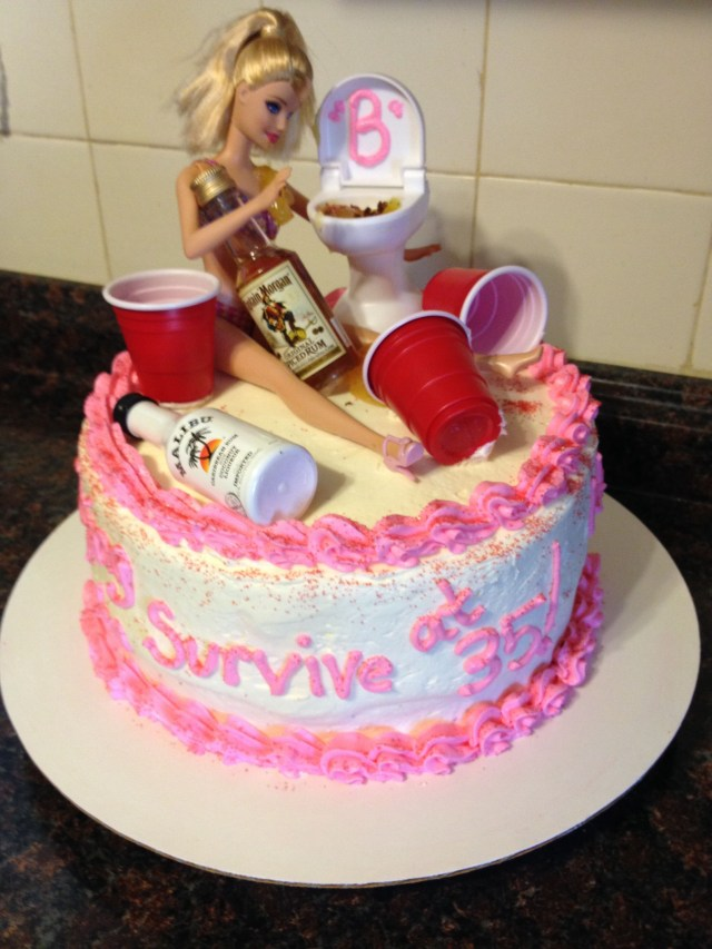 Funny Birthday Cakes For Adults I Dont Know If I Want To Eat These Cakes Or Cry 21 Photos