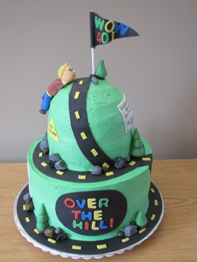 Funny Birthday Cakes For Adults Over The Hill Cakes Decoration Ideas Little Birthday Cakes
