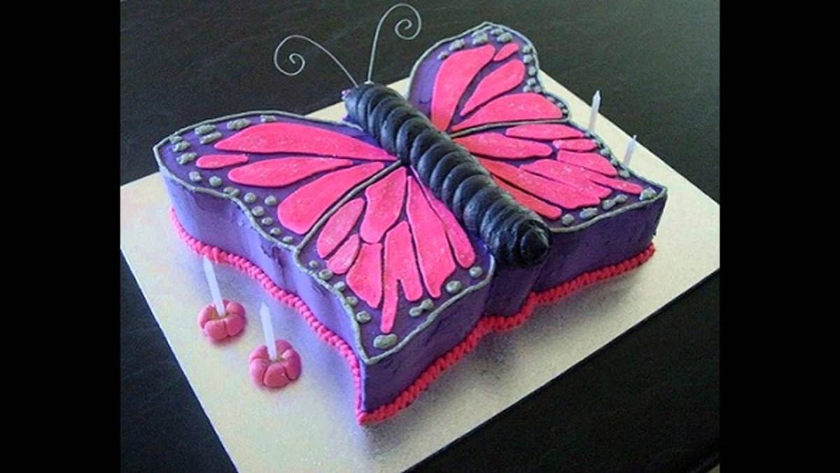 Cool Girls Birthday Cake Ideas Birthday Cakes For Girls Youtube Funny Birthday Cards Online Fluifree Goldxyz
