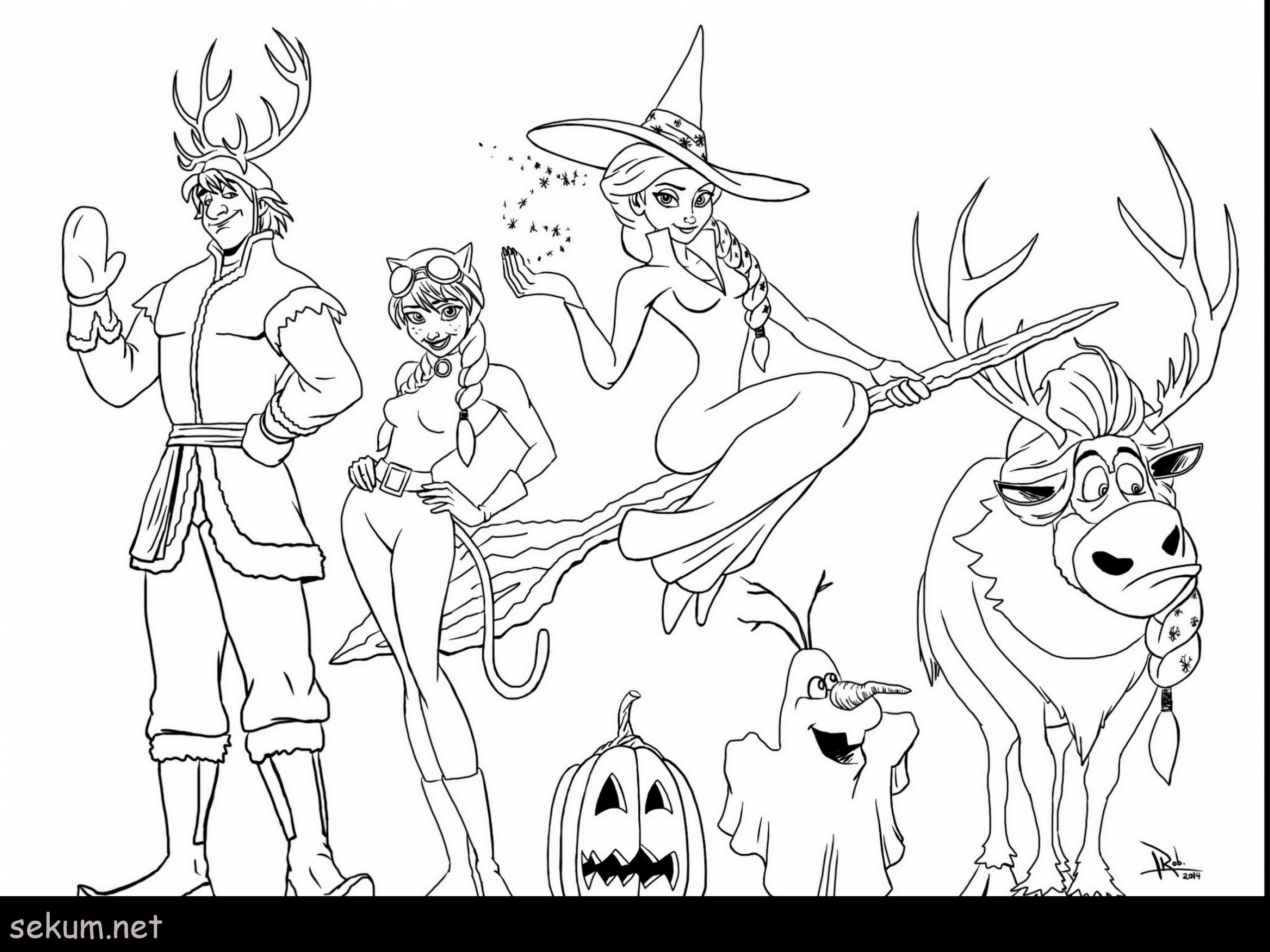 - Halloween Coloring Pages Pdf Disney Frozen Coloring Pages Pdf New