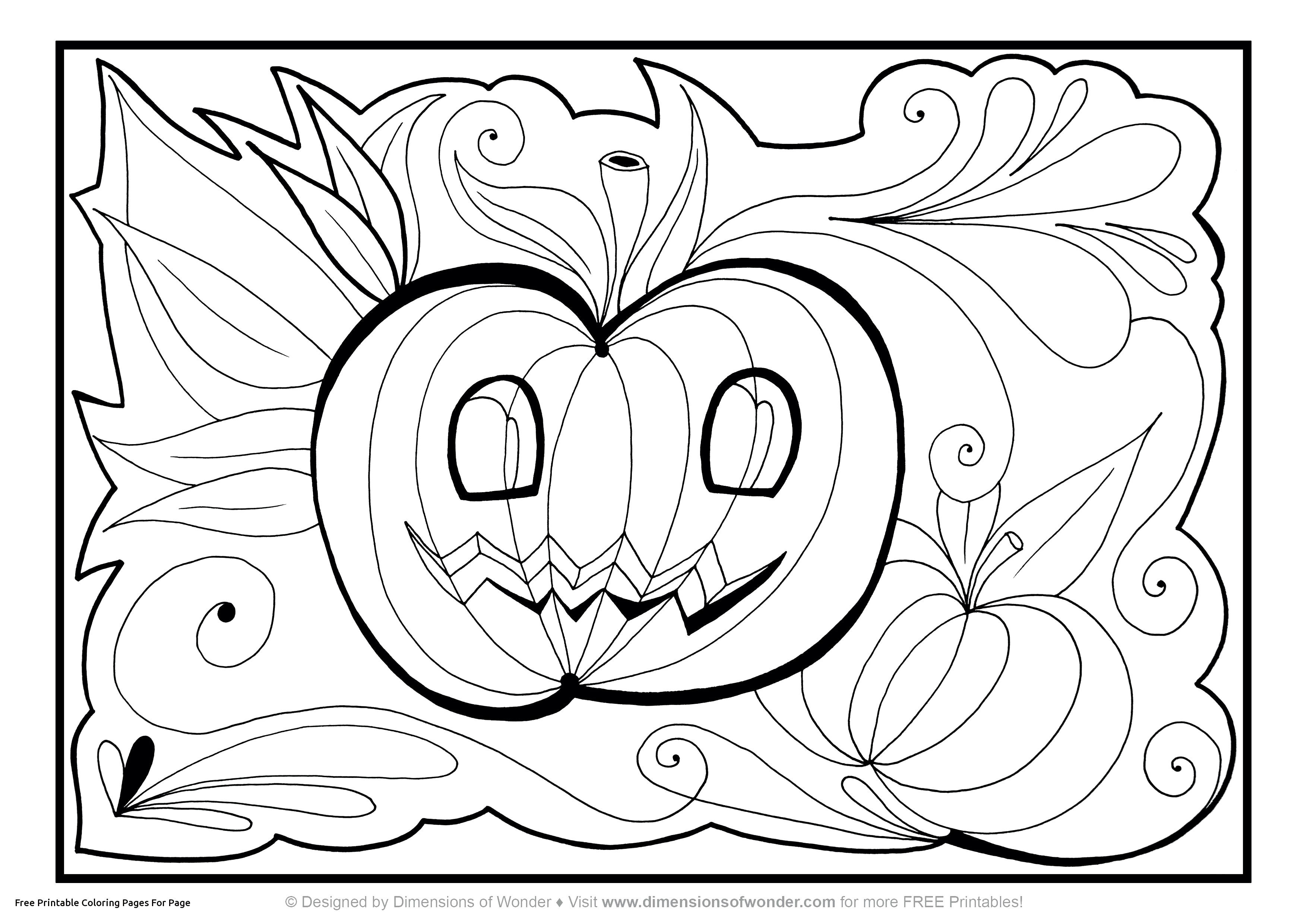 - Halloween Coloring Pages Printables Superhero Halloween Coloring
