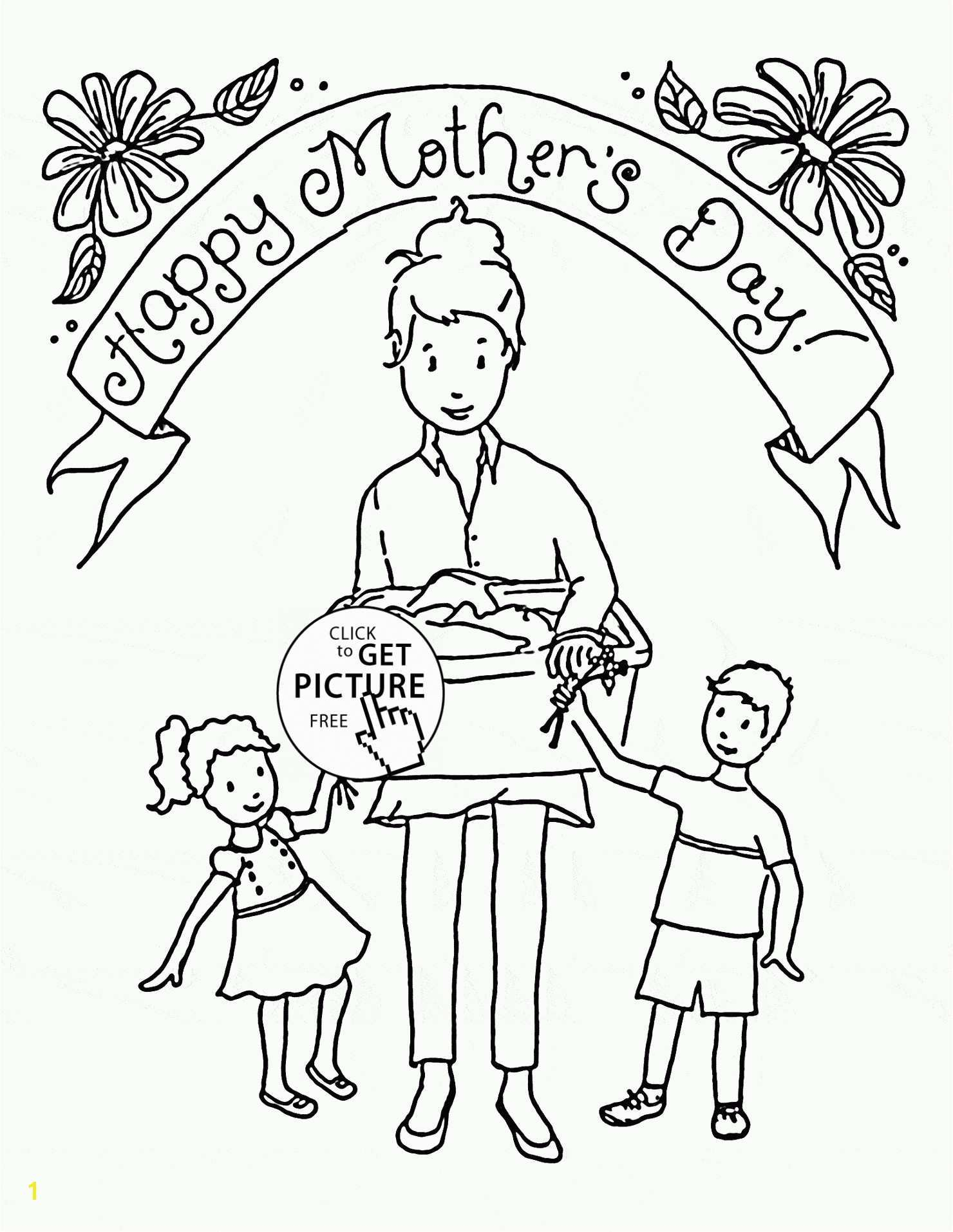 - Happy Mothers Day Coloring Pages Grandparents Coloring Pages