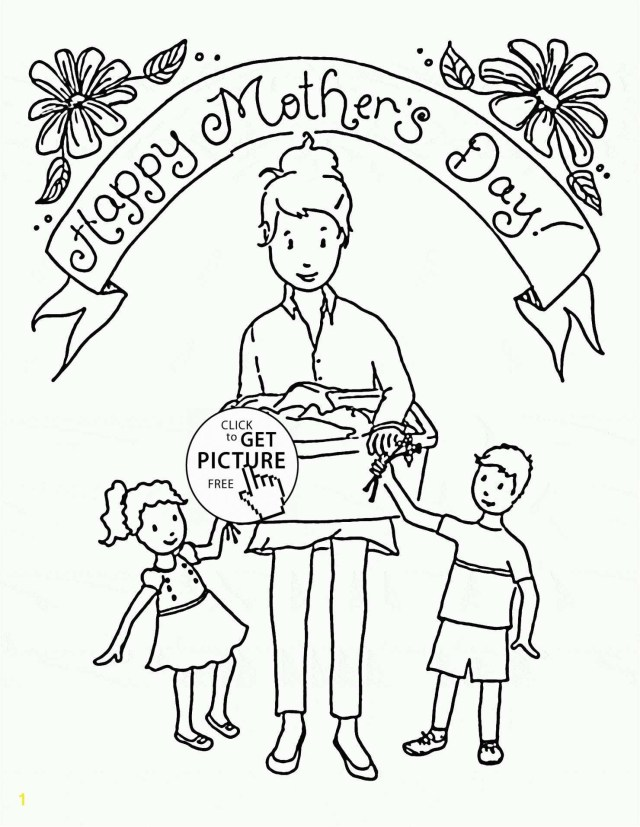 Happy Mothers Day Coloring Pages Grandparents Coloring Pages Beautiful Happy Mothers Day Coloring