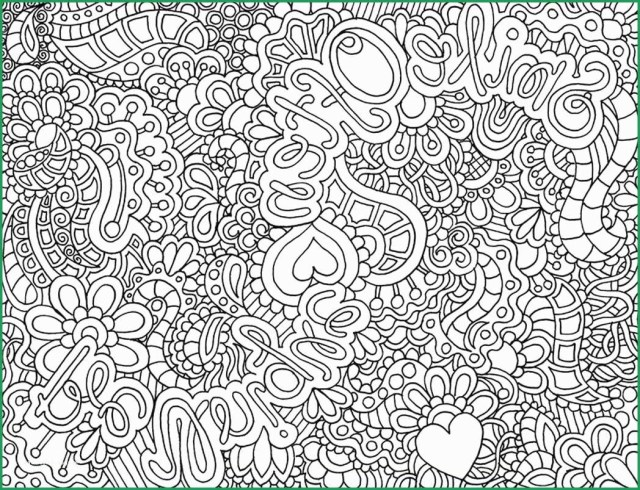 Hard Coloring Pages Cute Hard Coloring Pages Best Difficult Abstract Coloring Pages