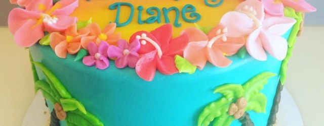 Hawaiian Birthday Cake Hawaiian Birthday Cake Desserts Pinte