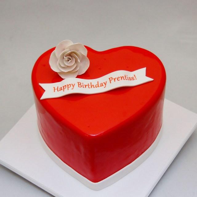 Heart Birthday Cake 3d Heart Birthday Cake 3d Cakes Pinterest Heart Shaped