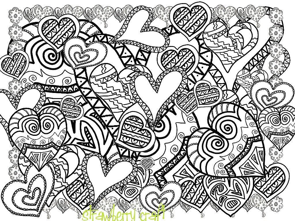 - Heart Coloring Pages For Adults Coloring Page Adult Coloring Pages