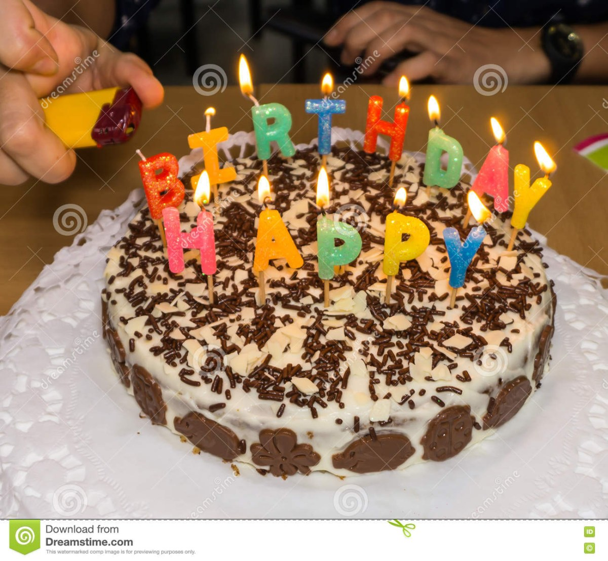 Pleasant Homemade Birthday Cakes Candlelight Homemade Birthday Cake Fire Personalised Birthday Cards Veneteletsinfo
