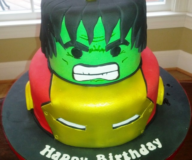 Hulk Birthday Cakes Impeccable Hulk Cakes Decoration Ideas Little Birthday Cakes
