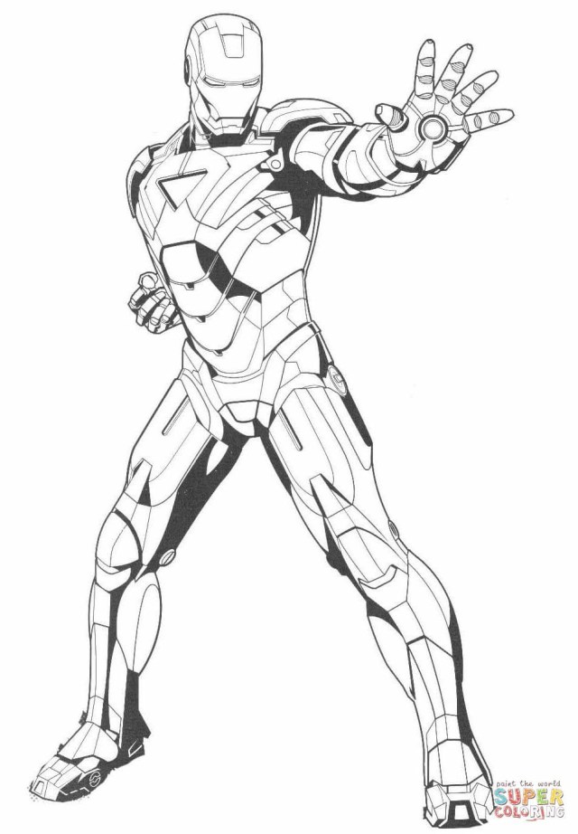 Ironman Coloring Pages Ironman Coloring Pages A Enjoyable Iron Man Sheets Best Coloring Ideas