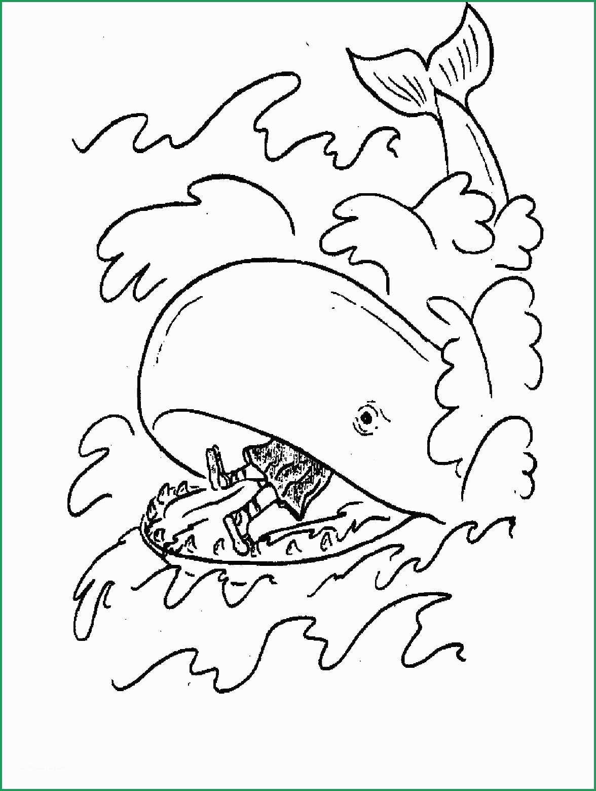 graphic regarding Free Printable Jonah and the Whale Coloring Pages referred to as Jonah And The Whale Coloring Webpage Absolutely free Bible Tale Coloring