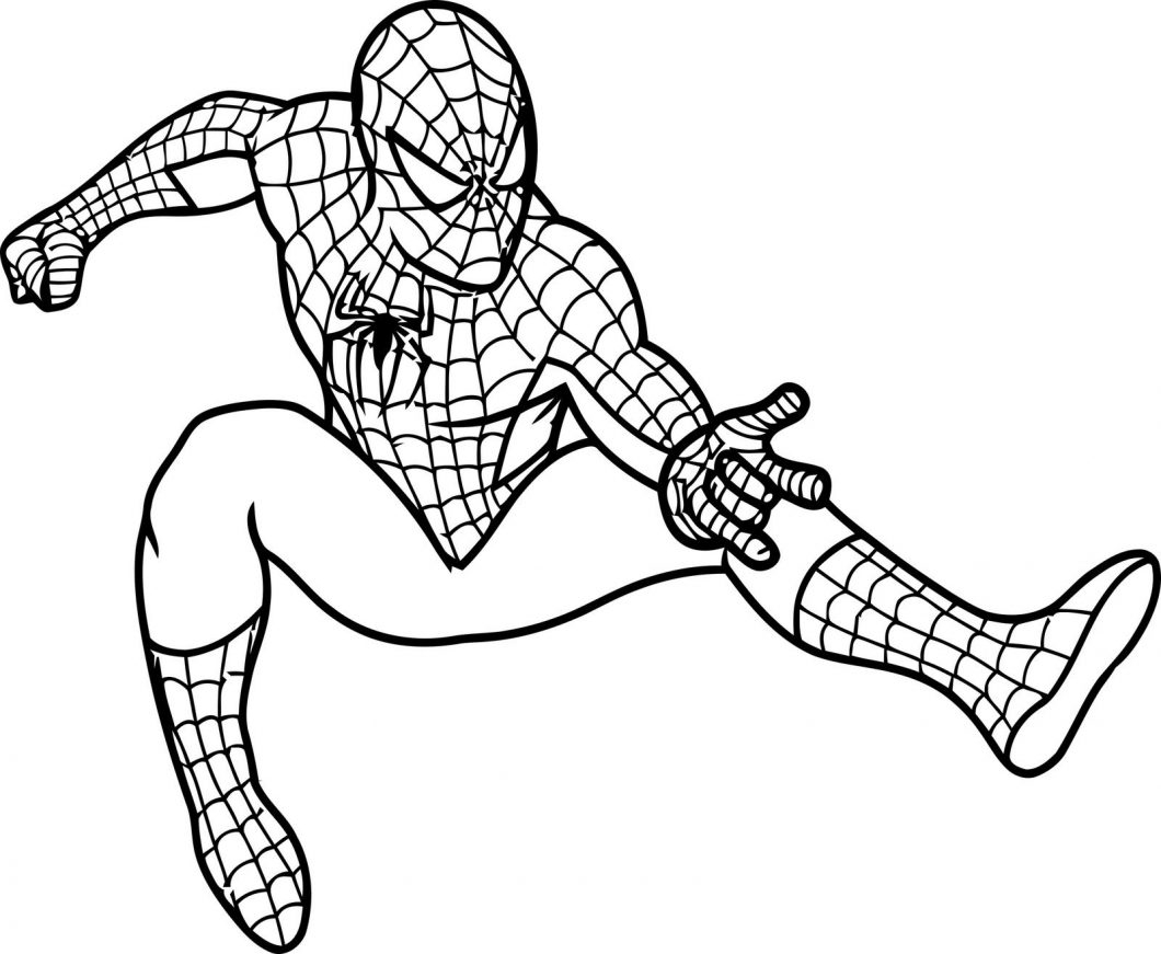 Printable Coloring Pages For Boys