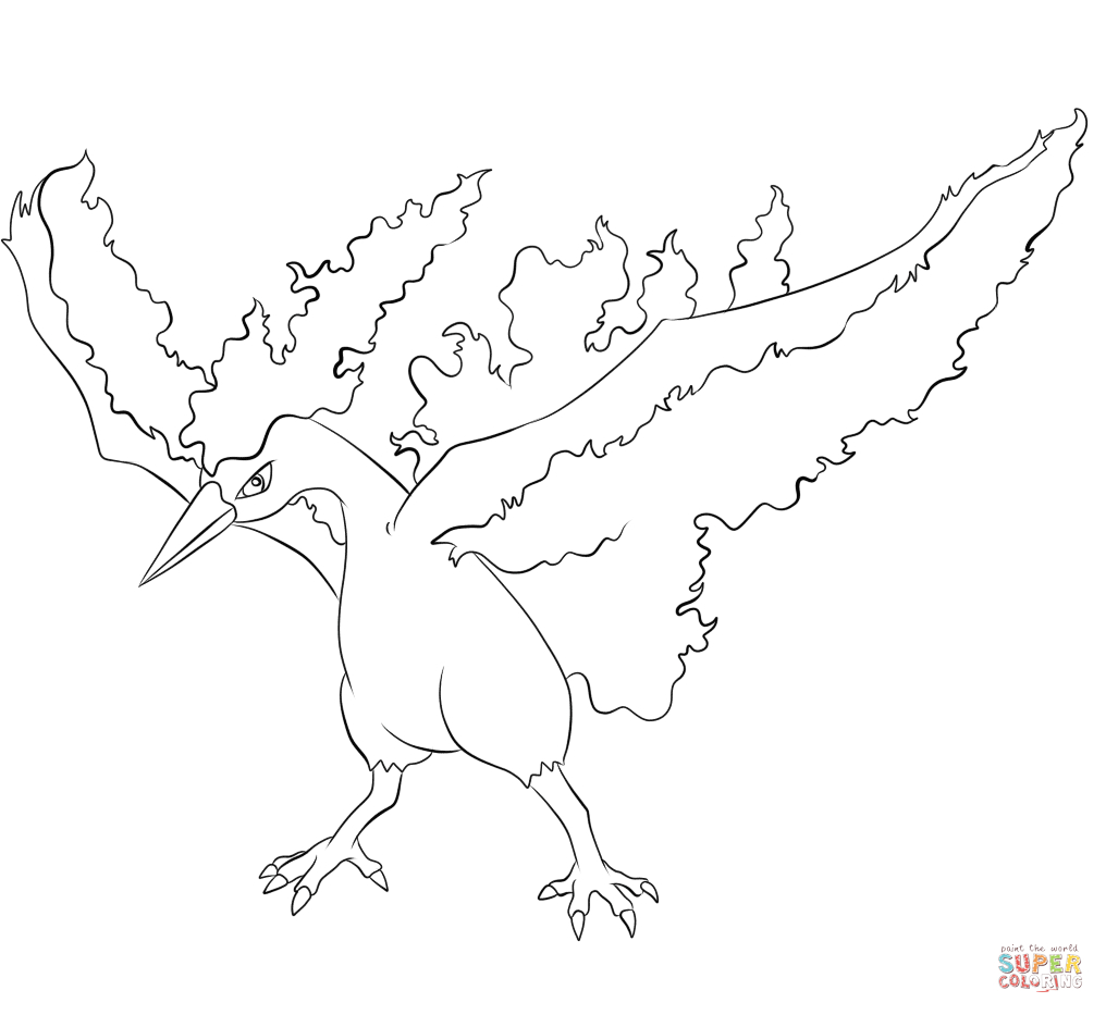 Groudon Pokemon coloring page | Free Printable Coloring Pages | 933x1016