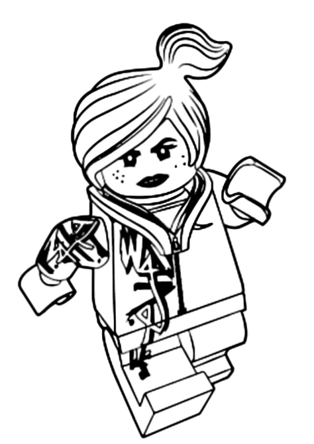 Lego Movie Coloring Pages Lego Movie Coloring Pages Coloring Pages For Kids