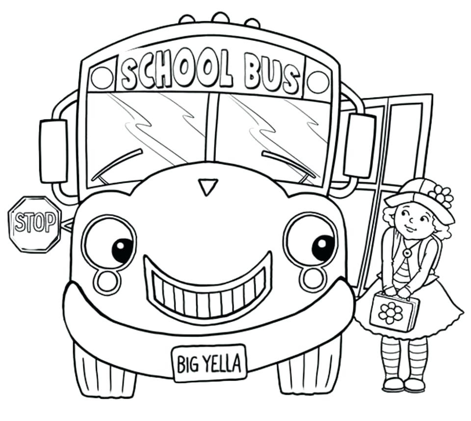 Magic School Bus Coloring Pages Magic School Bus Drawing At Getdrawings Free For Personal Use