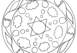 Mandala Coloring Pages For Kids Free Printable Mandalas For Kids Best Coloring Pages For Kids