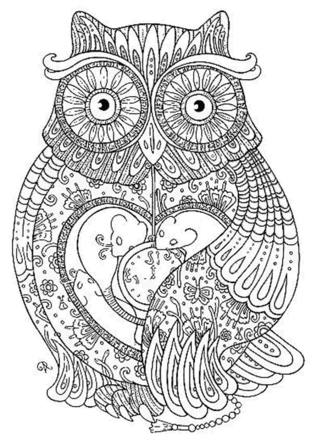 Mandala Coloring Pages Printable Animal Mandalas Coloring Pages Printable Animal Mandala Coloring