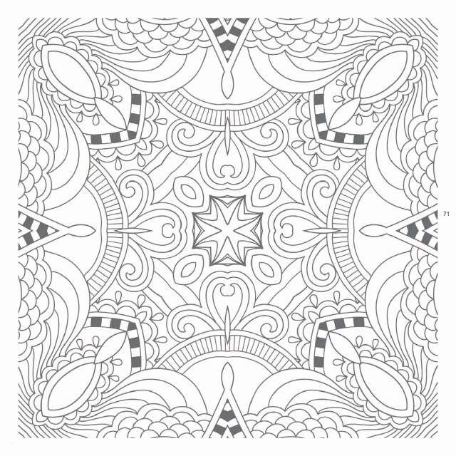 Mandala Coloring Pages Printable Free Coloring Mandala Pages Printable Adults New Elegant Mandala