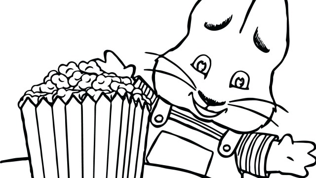 Max And Ruby Coloring Pages Max And Ru Coloring Pages Print Page Colouring Sheets Tesscco