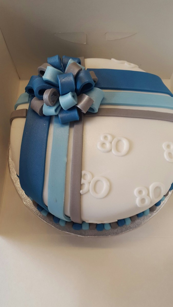 Mens Birthday Cakes 80th Cake Decorating Techniques Pinterest