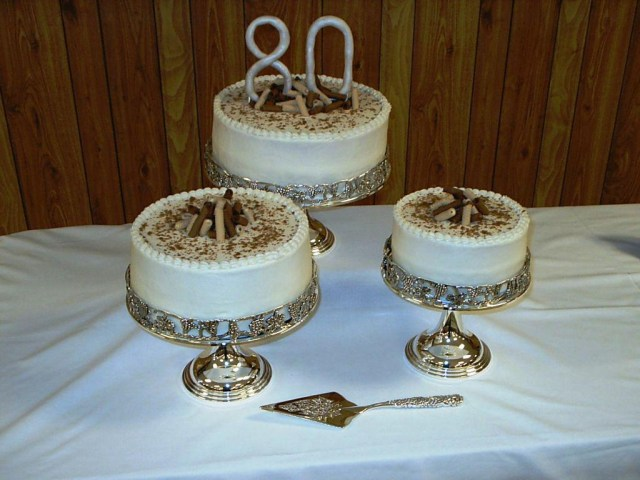 Mens Birthday Cakes 80th Classic Style Best Cake
